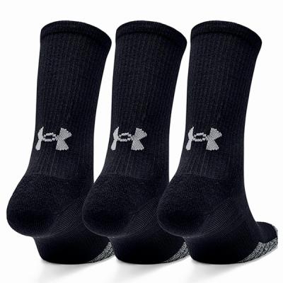 Under Armour HeatGear Crew Socks | 3 Pairs