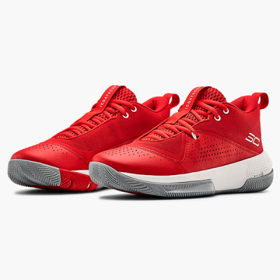 Under Armour Stephen Curry  SC 3ZER0 IV Jr | Red