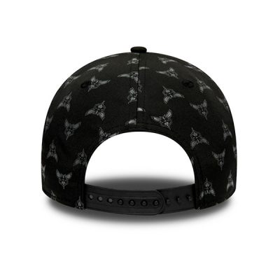 New Era Charlotte Hornets NBA Nylon Black 9FORTY Cap