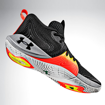 Under Armour Embiid One | Black
