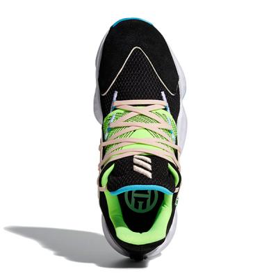 adidas Harden Vol.4 | Black - Signal Green