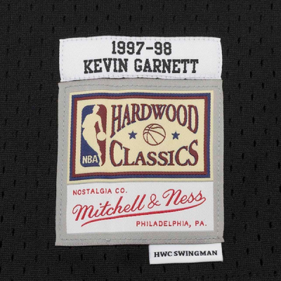 Kevin Garnett Mitchell & Ness NBA Swingman Jersey | Minnesota Timberwolves 1997-98