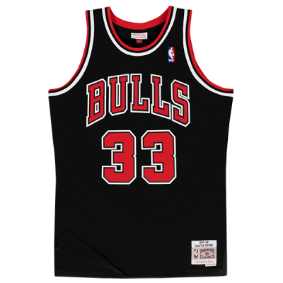 Scottie Pippen Mitchell & Ness Soul Swingman Jersey | Chicago Bulls 1997-98