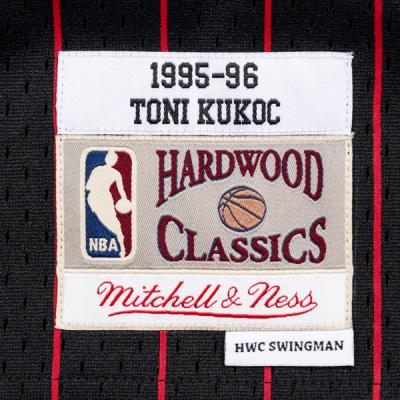 Toni Kukoc Mitchell & Ness Soul Swingman Jersey | Chicago Bulls 1995-96