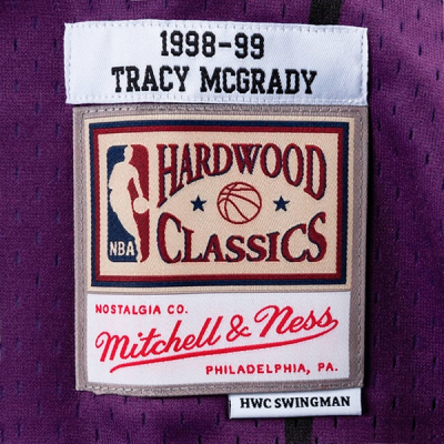 Tracy McGrady Mitchell & Ness Soul Swingman Jersey | Toronto Raptors 1998-99