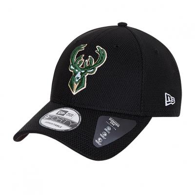 New Era NBA Diamond Era 9FORTY Cap | Milwaukee Bucks