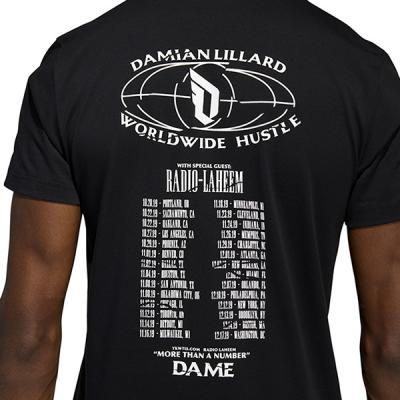 adidas Dame Verb Tee | Damian Lillard