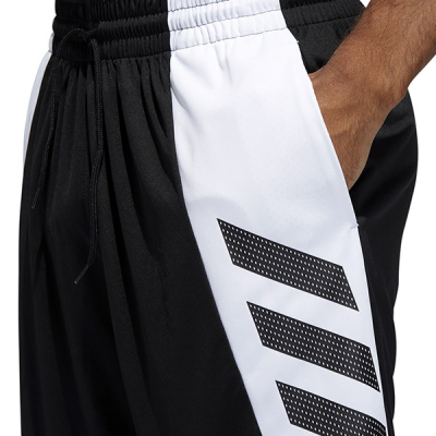 adidas Pro Madness Shorts   Black