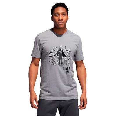 Camiseta adidas T-Mac Marvel Nick Fury   Tracy McGrady