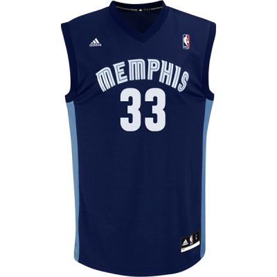 adidas Marc Gasol Jersey Memphis Grizzlies NBA