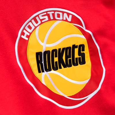 Mitchell and Ness Fusion Fleece Hoody | Houston Rockets