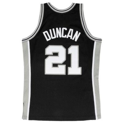 Tim Duncan 1998-99 San Antonio Spurs Mitchell & Ness Soul Swingman Road Jersey