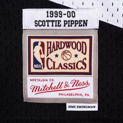 Camisola Mitchell & Ness Soul Swingman Scottie Pippen   Portland Trail Blazers 1999-00