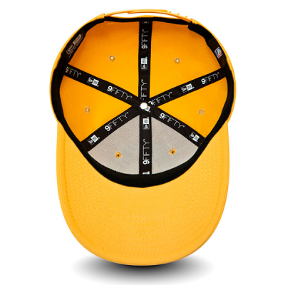 New Era League Essential Caramac 9FIFTY Stretch Snap Cap | LA Lakers