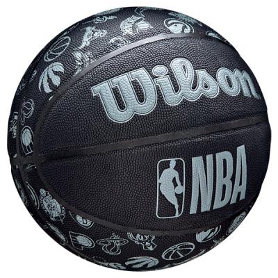 Wilson NBA All Team Ball | Matte Black