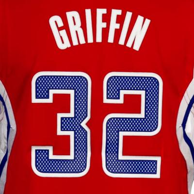 Youth NBA adidas Replica LA Clippers Blake Griffin