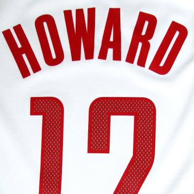 Youth NBA adidas Replica Houston Rockets Dwight Howard