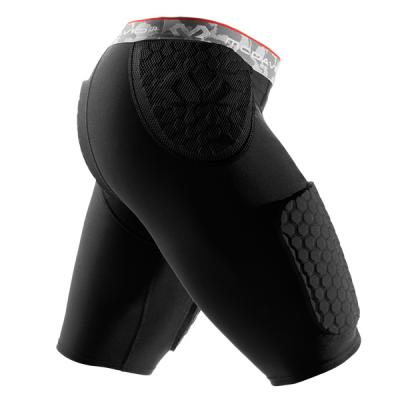 McDavid Hex Thudd Black Shorts