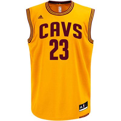 adidas LeBron James Cleveland Cavaliers Jersey NBA