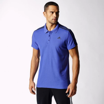 adidas 3S Sports Essentials Polo Shirt BL