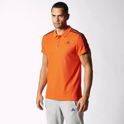 adidas 3S Sports Essentials Polo Shirt OR
