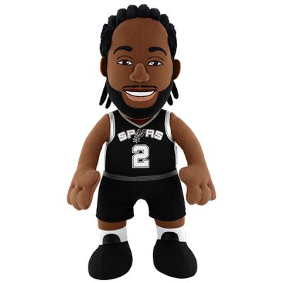 San Antonio Spurs Kawhi Leonard Soft Toy