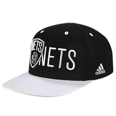 adidas Brooklyn Nets Official Team Headwear Cap 2016