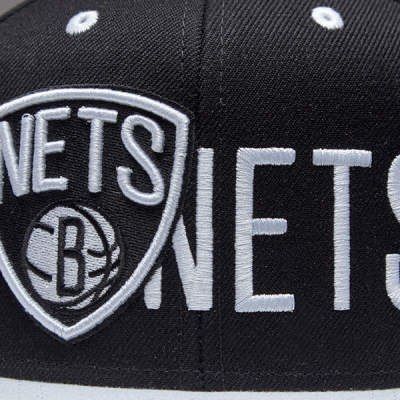 adidas Brooklyn Nets Official Team Headwear Cap 2016