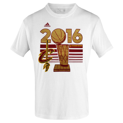 2016 Finals Champions Locker Room Cleveland Cavaliers Tee