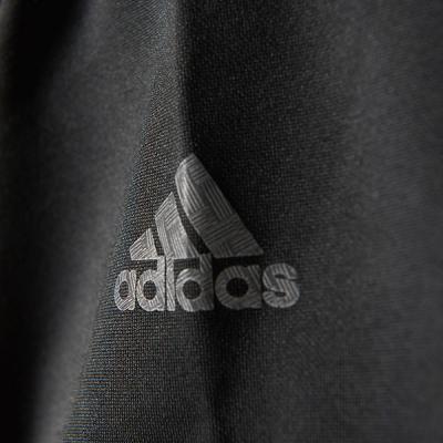 adidas NBA Dame Logo Full-Zip Black Hoody