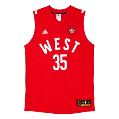 adidas All-Star Game 2016 Kevin Durant Jersey