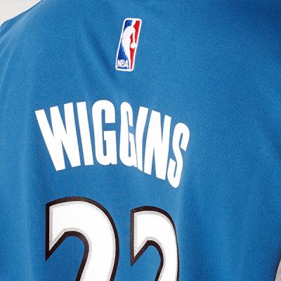 adidas Andrew Wiggins Jersey Minnesota Timberwolves NBA