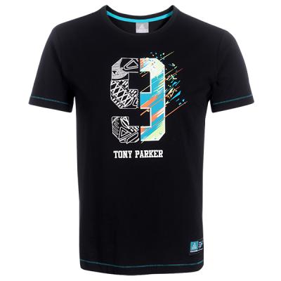 Peak Parker T-shirt BK