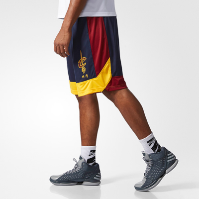 adidas Cleveland Cavaliers Summer Run Shorts
