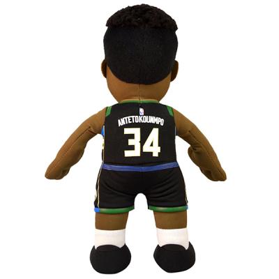 Milwaukee Bucks Giannis Antetokounmpo Soft Toy