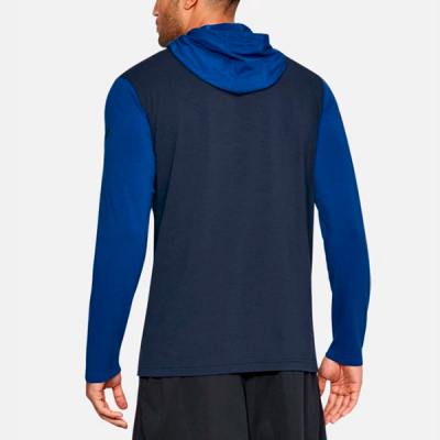 Under Armor SC30 Long Sleeve Hooded T-Shirt