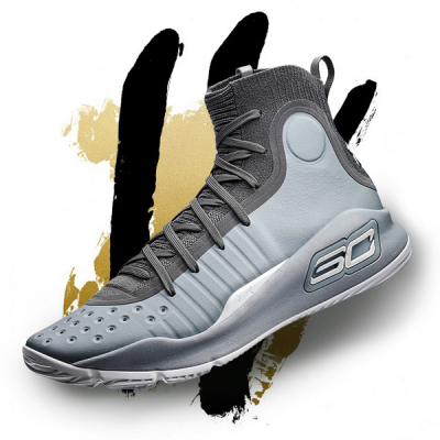 Under Armour Curry 4 - More Buckets