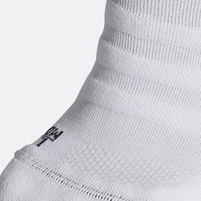 adidas Alphaskin Lightweight Cushioning Crew Socks
