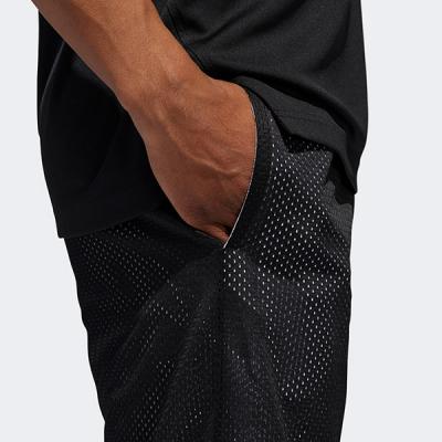 adidas Sport Mesh Black Shorts